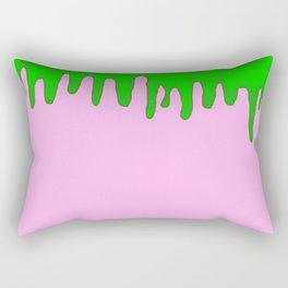 Slime time Rectangular Pillow