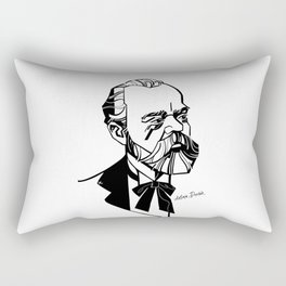 Antonín Dvořák Rectangular Pillow