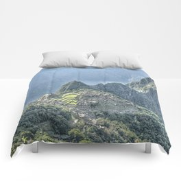 The Lost City of The Incas Comforters
