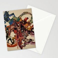 planetary obsolescence Stationery Cards