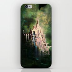 Mysterious Castle iPhone & iPod Skin
