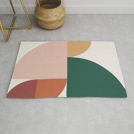 Abstract Geometric 11 Rug
