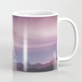 dreamy Joshua Tree at night Coffee Mug