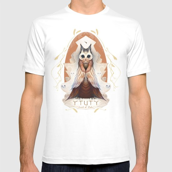 Ytuty Lord of Owls T-shirt