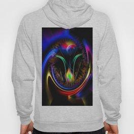 Fertile imagination 8 Rainbow Flower Hoody