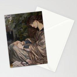Dante Gabriel Rossetti  -  La Pia De Tolomei Stationery Cards