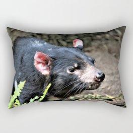 Tasmanian Devil Rectangular Pillow