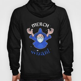 MerchWizard Logo Merch Wizard  Hoody