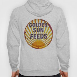 Golden Sun Feeds Hoody