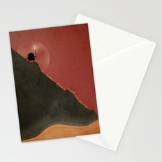 i didn't think it would end this way.  Stationery Cards