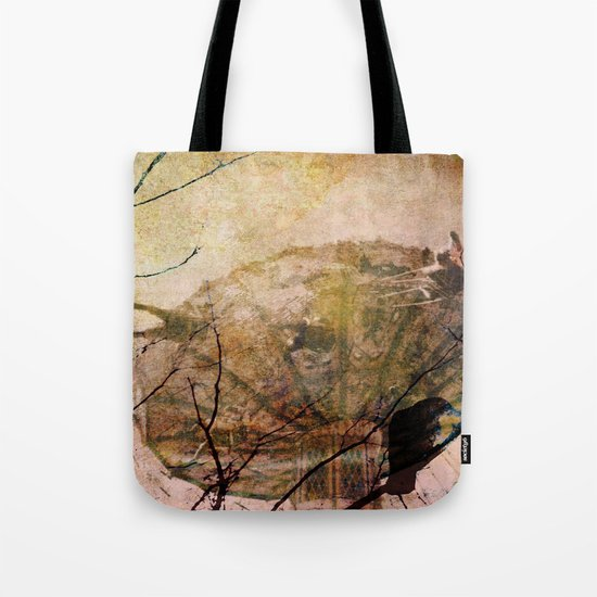 Dreams of Yesterday Tote Bag