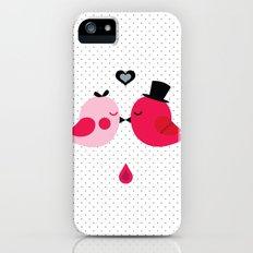 Love Birds iPhone (5, 5s) Slim Case