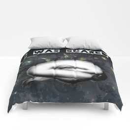 I Was Scared (and lost in space) Comforters