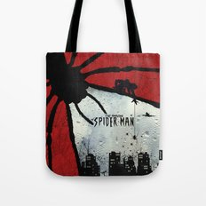 The Amazing Spider-Man : The Eye Tote Bag