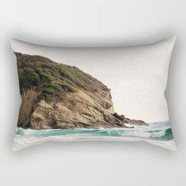 Strands Beach, Dana Point Rectangular Pillow