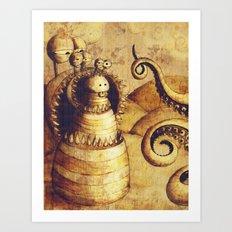Brusuillis Art Print