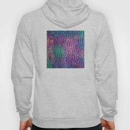 Northern Lights Eclipse Abstract Hoody