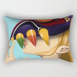 The Princess Rectangular Pillow