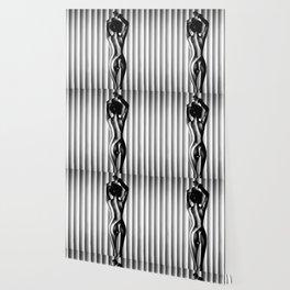 Sexy Black & White Nude Wallpaper