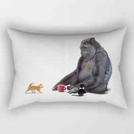 I Should, Koko (Wordless) Rectangular Pillow