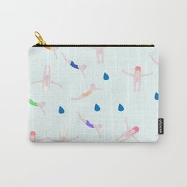 Swimming pool pattern design Carry-All Pouch