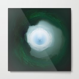 Between Heaven and Earth   Metal Print