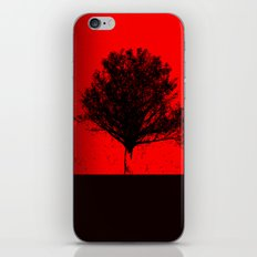 Red Maple iPhone & iPod Skin