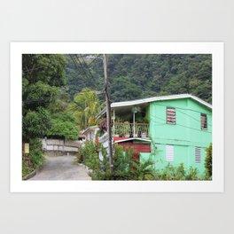 Grand Cayman Art Print