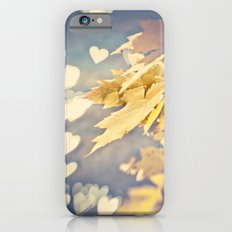 I Heart Autumn iPhone 6s Slim Case