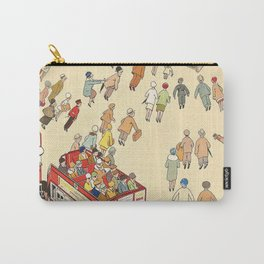 London Underground Vintage Carry-All Pouch