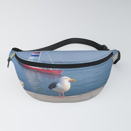 Sailing by Fanny Pack