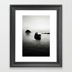 Salina Framed Art Print