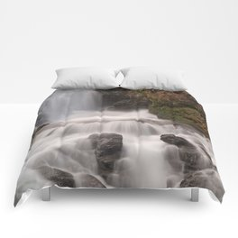 Dickson Falls Comforters