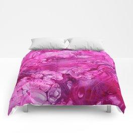 Cherry Romance Comforters