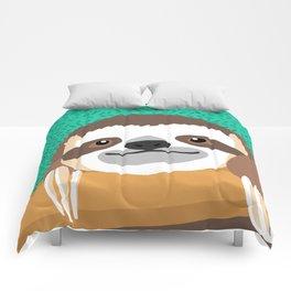 Brad Sloth Comforters