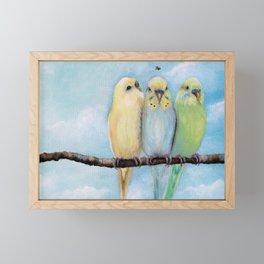One Spring Day Framed Mini Art Print