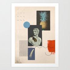 Tsar Art Print