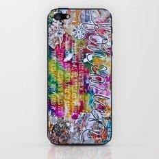 The Bohemian Life iPhone & iPod Skin