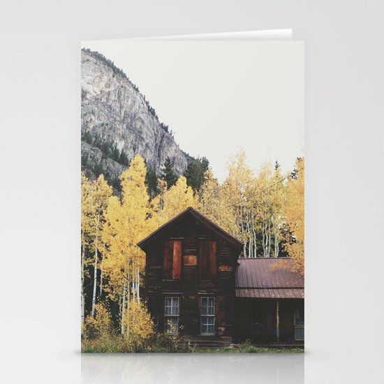 Crystal Cabin Stationery Cards