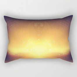 welcome to the dream gate. ayahuasca trip Rectangular Pillow