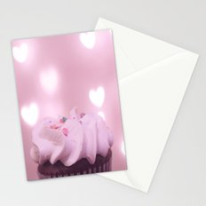 The Sweetest Love Affair Stationery Cards