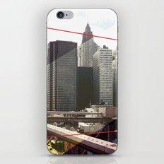 NY01 iPhone & iPod Skin