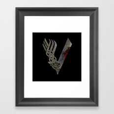 Vikings Framed Art Print