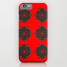 red stars Slim Case iPhone 6s