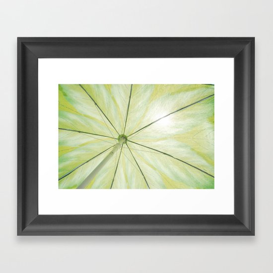 Enjoy Framed Art Print