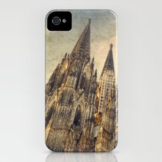 Cologne Cathedral iPhone (4, 4s) Slim Case