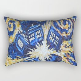 Dr Who Rectangular Pillow