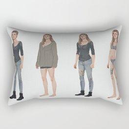 Abby Griffin Full Concept Rectangular Pillow