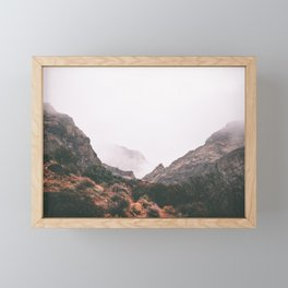 Utah Framed Mini Art Print