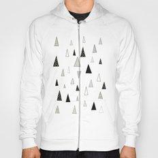 Raining Triangles Hoody